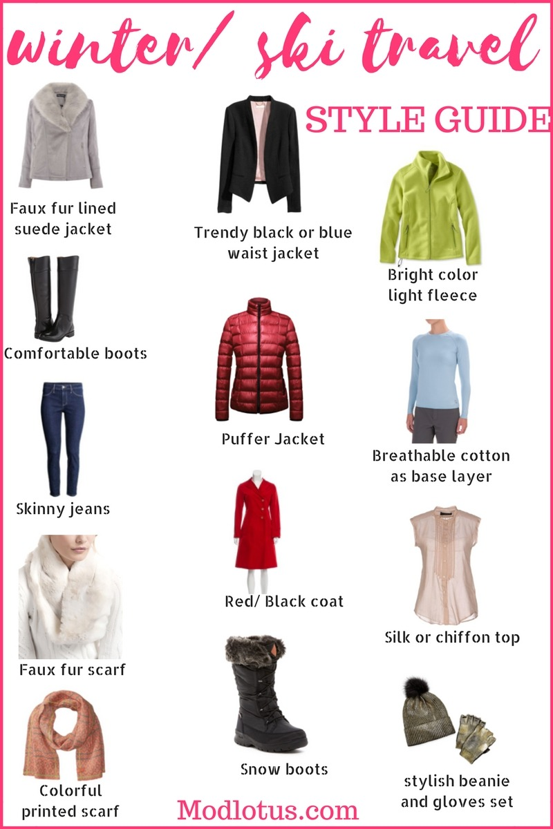 cfcd5f74d3a6 Europe travel winter clothes style guide for traveling